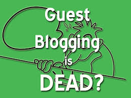Guest Posting Is This Link-Building Standard Dead