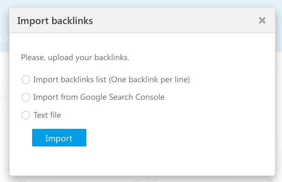 backlink monitoring