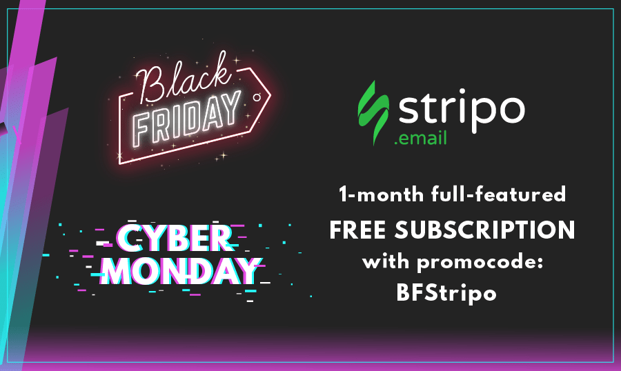 stripo email black friday