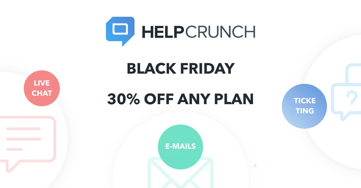 help crunch black friday