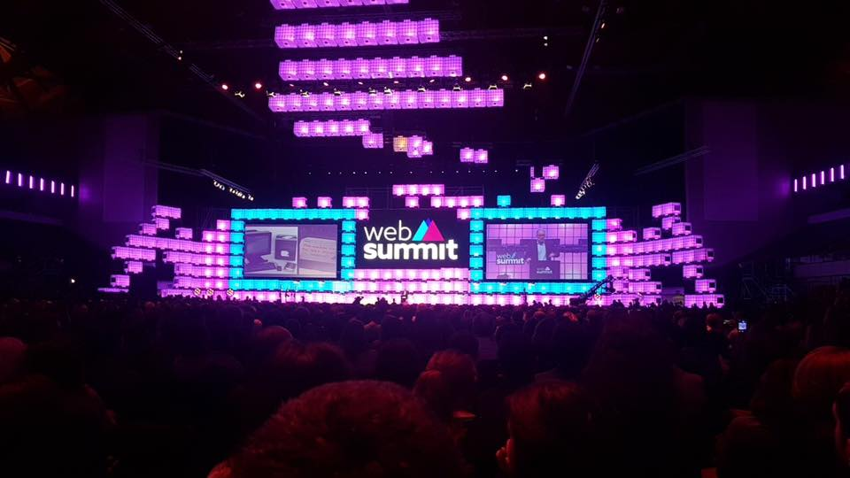 websummit opening 2018
