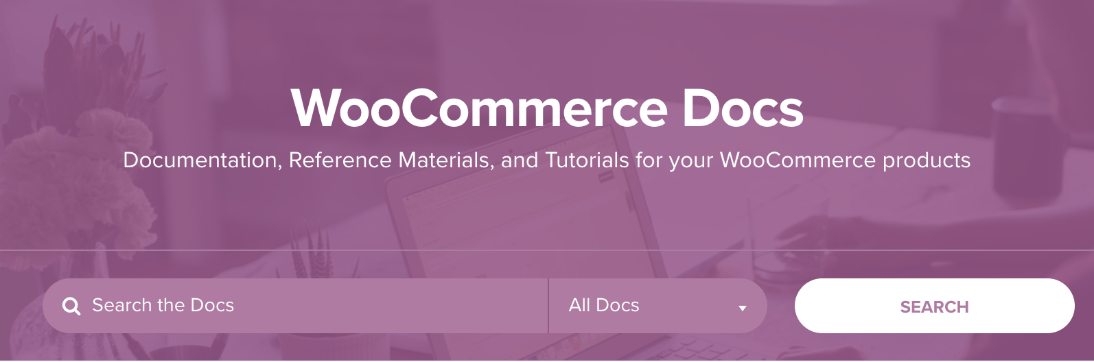 WooCommerce documentation subdomain