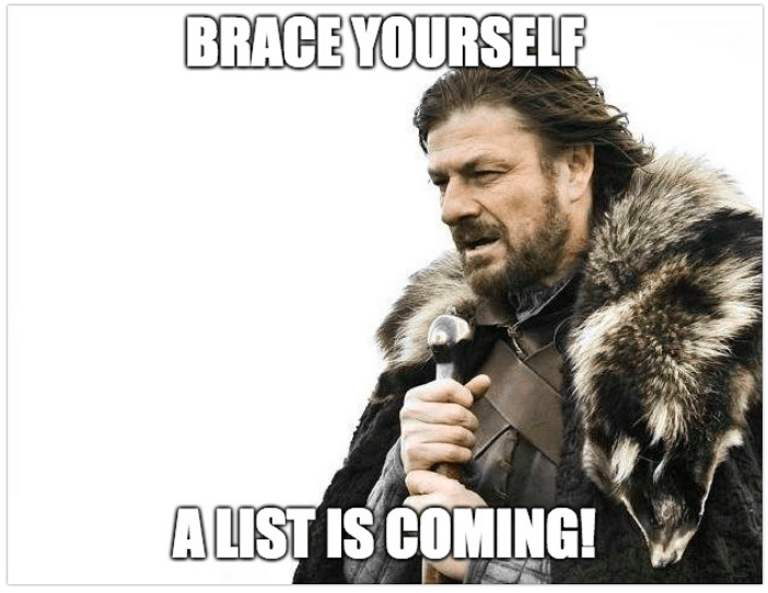 Ned Stark meme - brace yourself