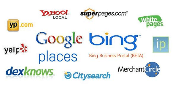 Popular Business Listings and Directories