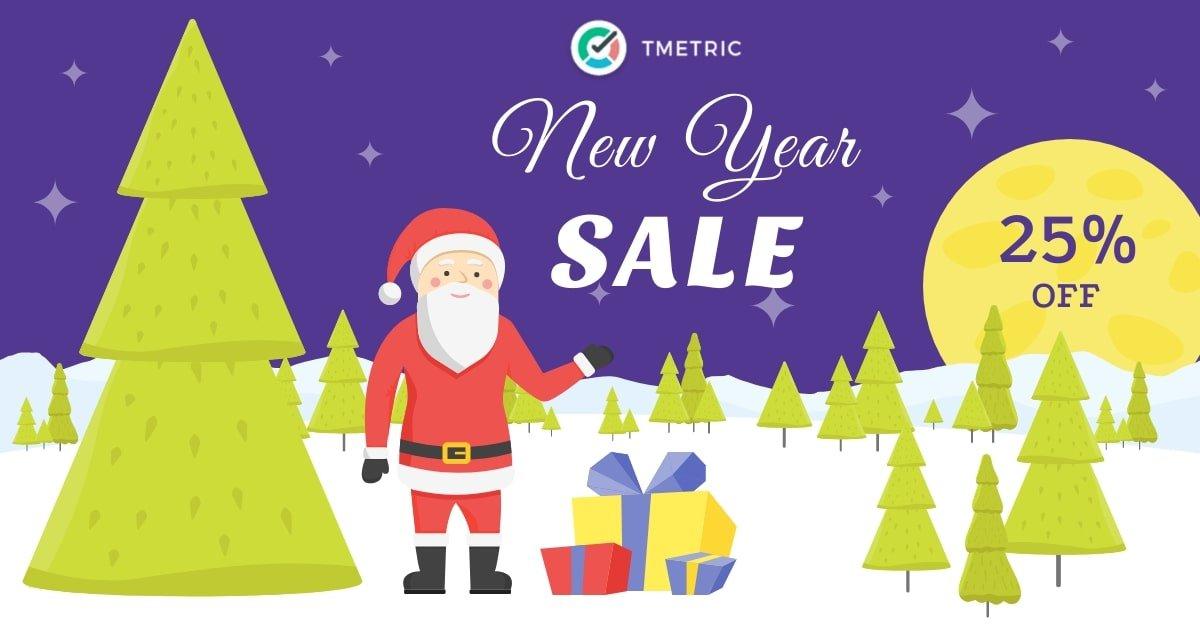 Xmas Deal from TMetric