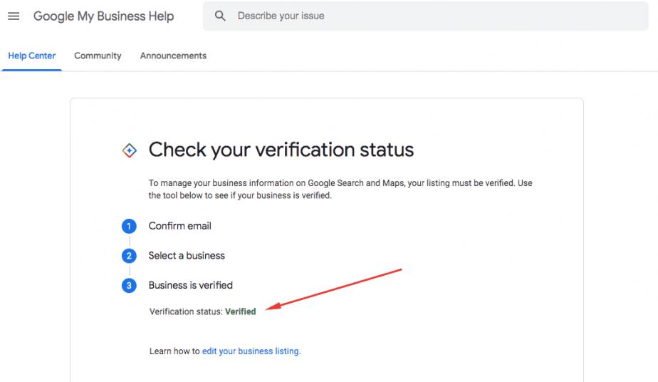verification tool