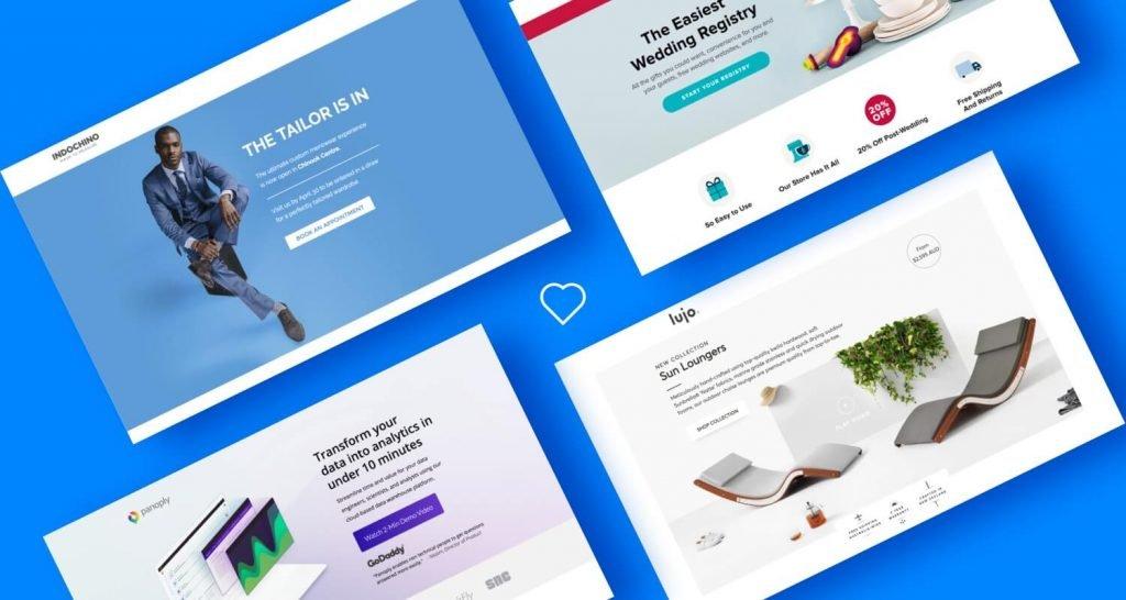 Diseños de Landing Page