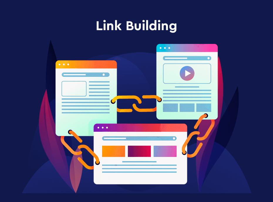 Tipos de enlaces en link building