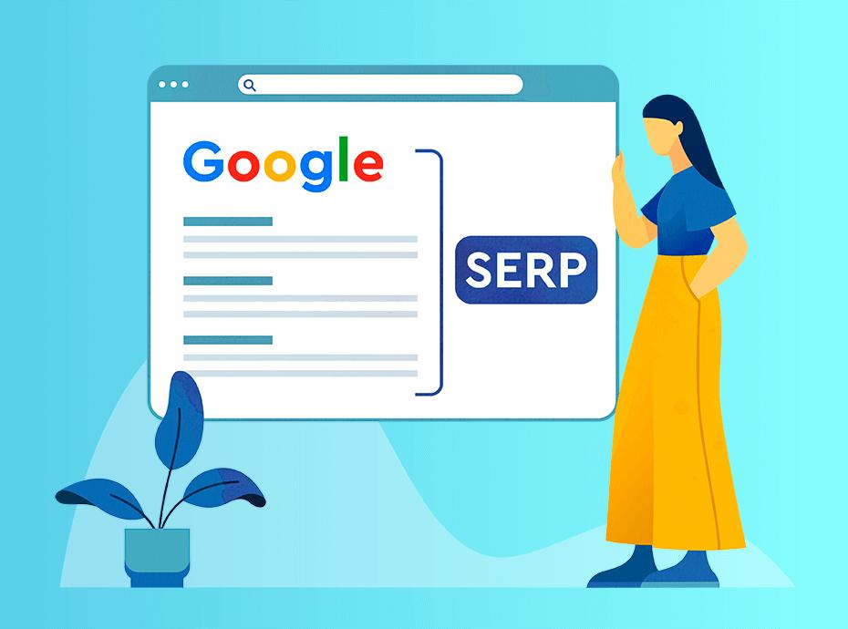¿Qué son las SERP?
