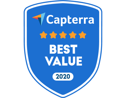 Capterra - Best Value 2020