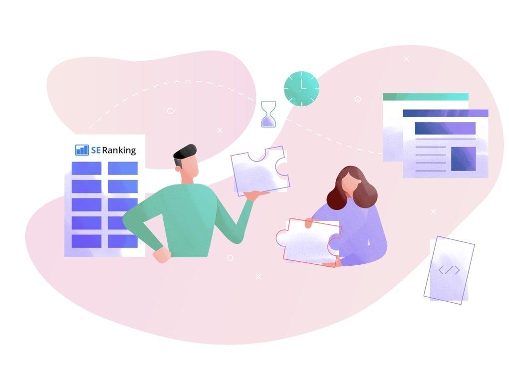 Управляйте данными SE Ranking через API